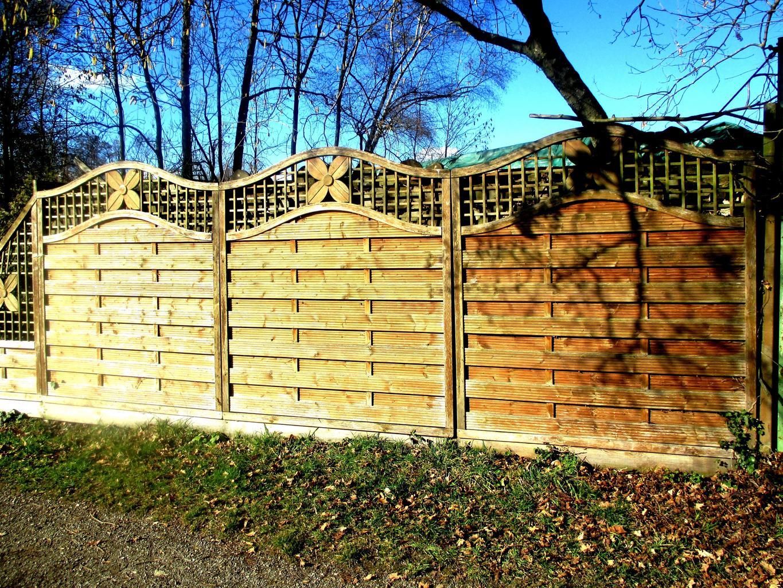 dřevěný plot4