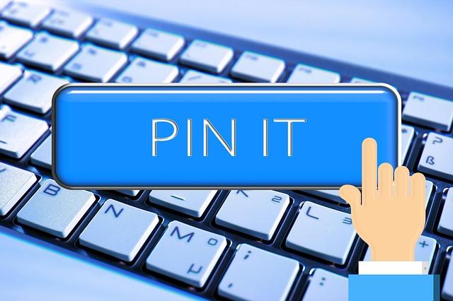 heslo na klávesnici