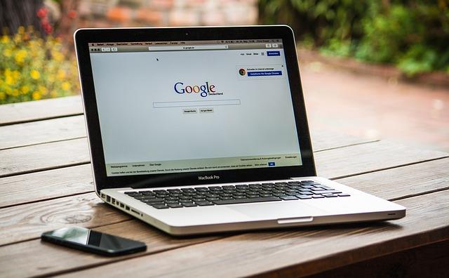 přenosný laptop