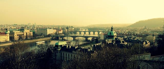 Praha, Letná